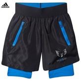 adidas Black Messi Shorts