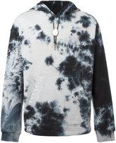Alexander Wang tie-dye hoodie - men - Cotton - 44
