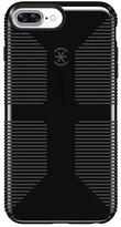 Speck CandyShell Grip iPhone 6 Plus/6S Plus/7 Plus/8 Plus Case - Black/Slate Grey
