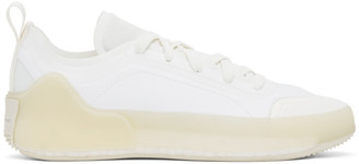 adidas by Stella McCartney White Treino Low-Top Sneakers