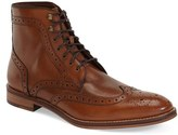 Johnston & Murphy Men's 'Conard' Wingtip Boot