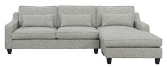 Charlton Home Right Hand Facing Sectional