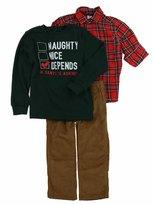 Carter's Boys 3 Piece Matching Outfit Set-Shirt, Pants and Jacket