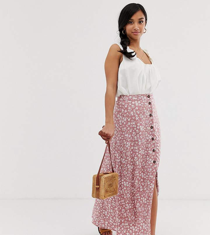 815d217e07 Split Hem Maxi Skirt - ShopStyle UK