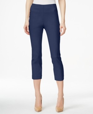 Style&Co. Style & Co Petite Pull-On Capri Pants, Created for Macy's