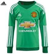 Manchester United Official 2015/16 Goalkeeper Home Shirt