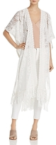 Band of Gypsies Lace Caftan