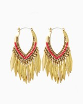 Charming charlie Zela Shaky Dangle Earrings