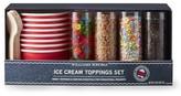 Williams-Sonoma Williams Sonoma Ice Cream Toppings Kit