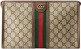 Gucci Men's GG Supreme Marmont Toiletry Bag