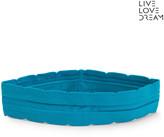 LLD Solid Scalloped Seamless Headband