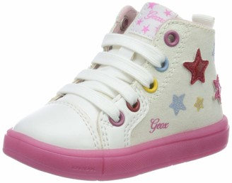 Geox Baby Girls B TROTTOLA C Low-Top Sneakers