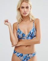 Mambo X Emma Mulholland Shell Bra Bikini Top