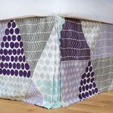 Dormify Patchwork Prism Bed Skirt