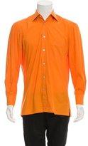 Kiton Long Sleeve Button-Up Shirt