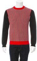 Jonathan Saunders Striped Wool Sweater