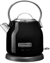 KitchenAid NEW KEK1222 Artisan 1.25 litre Kettle: 5KEK1222AOB Onyx Black