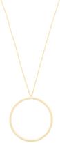Gorjana Autumn Circle Pendant Necklace