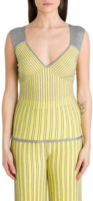 M Missoni V-Neck Tank Top