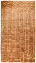Solo Rugs Moroccan Hand-Knotted Area Wool Rug