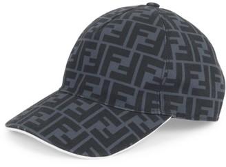 Fendi Logo Baseball Cap