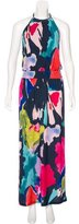 Trina Turk Sleeveless Printed Dress