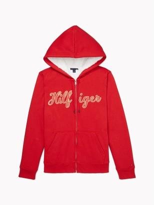Tommy Hilfiger Essential Faux Fur Signature Hoodie