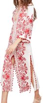 MISA Women's Seva Long Tonic - Red/White