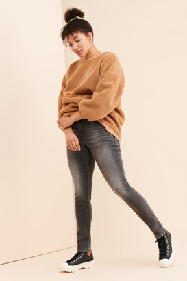 Universal Standard Logan High-Rise Skinny Jeans