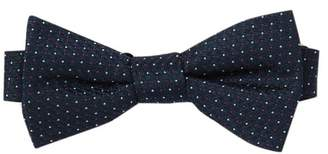 Tommy Hilfiger Mini Central Dot Bow Tie