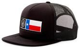 Volcom Texas Cheese Snapback Trucker Cap
