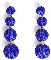 BCBGMAXAZRIA Beaded Drop Earrings