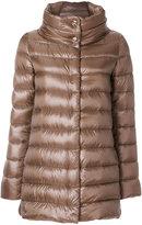 Herno puffer jacket - women - Cotton/Polyamide/Acetate - 40