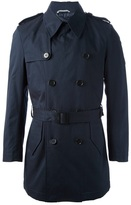HUGO BOSS trench coat