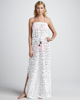 Milly Pahala Dotted Maxi Coverup