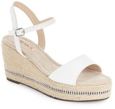 Menbur Women's 'Karen' Platform Wedge Sandal