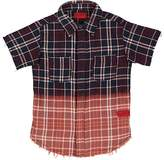Haus of JR Braxton Plaid Twill Shirt