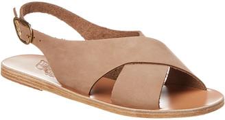 Ancient Greek Sandals Maria Suede Sandal