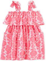 Carter's Floral-Print Sundress, Toddler Girls