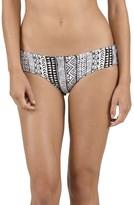 Volcom Women's Locals Only Reversible Cheeky Bikini Bottoms