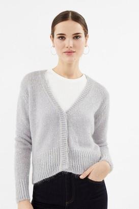 Coast Sequin Knit Cardigan