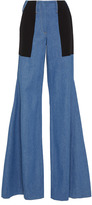 Hellessy Patton Cotton Flared Pant