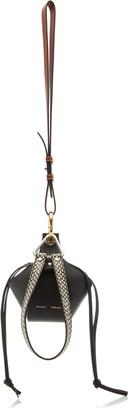 Proenza Schouler Mini Leather Top Handle Bag