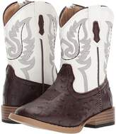 Roper Western Square Toe Boot Cowboy Boots