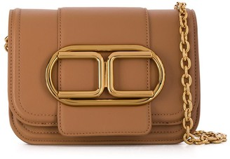 Elisabetta Franchi Chain Strap Crossbody Bag