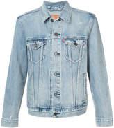 Levi's cropped jacket