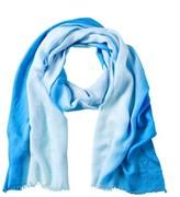 Saint Laurent Pashmina Ombre Silk-blend Scarf.