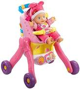 Vtech Little Love 3-in-1 Pushchair PINK (Dispatched From UK)