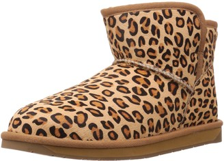 206 Collective Women's Bellevue Ankle Shearling Boot Boot