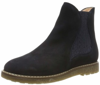 Unisa Girls Nicky_blu Chelsea Boots